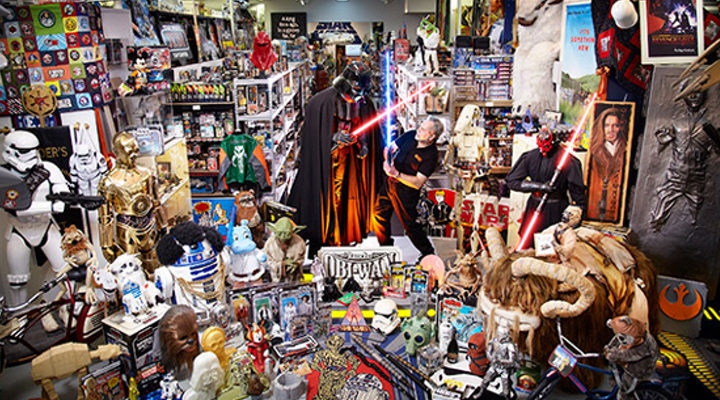 Merchandising de 'Star Wars'