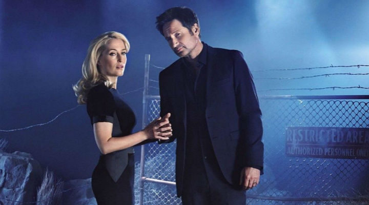 Mulder y Scully, como el buen vino