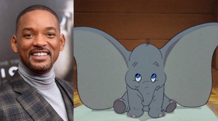 Will Smith y Dumbo