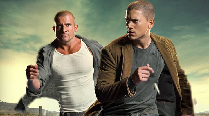 Wentworth Miller y Dominic Purcell
