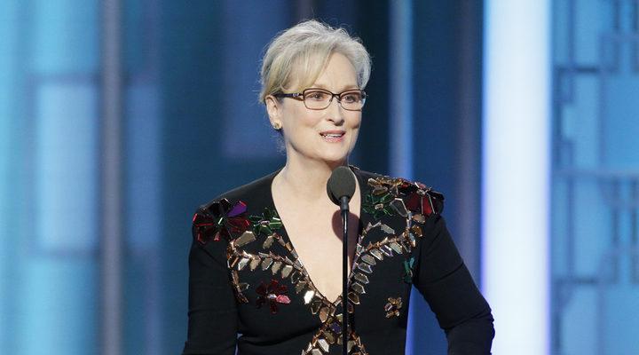 'Meryl Streep'