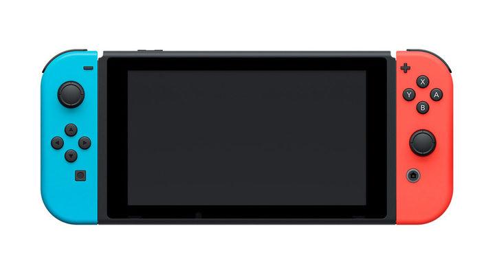 Mandos y pantalla portátil de la Nintendo Switch