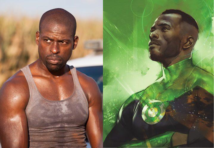 Sterling K. Brown el nuevo Green Lantern