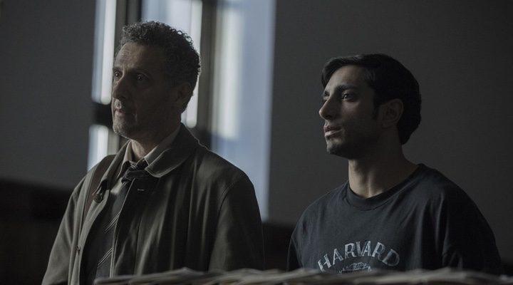 John Tuturro y Riz Ahmed en 'The Night Of'