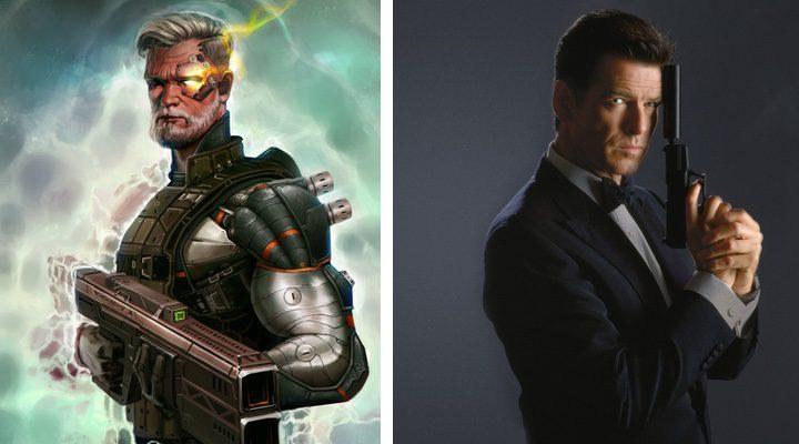 007 vs.Cable