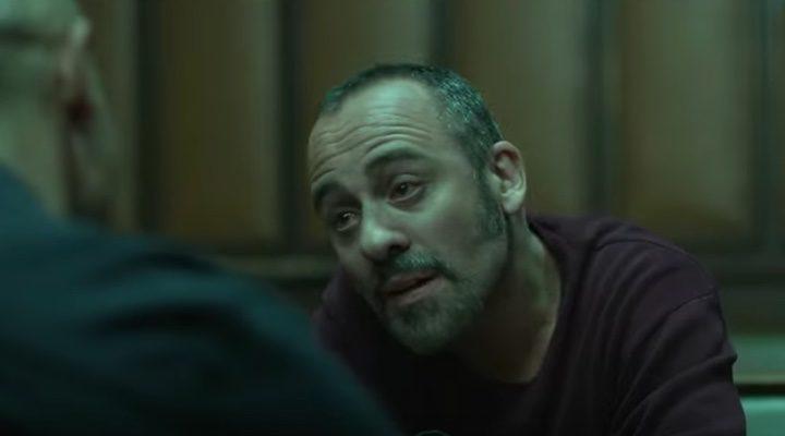 Javier Gutiérrez en 'Plan de fuga'