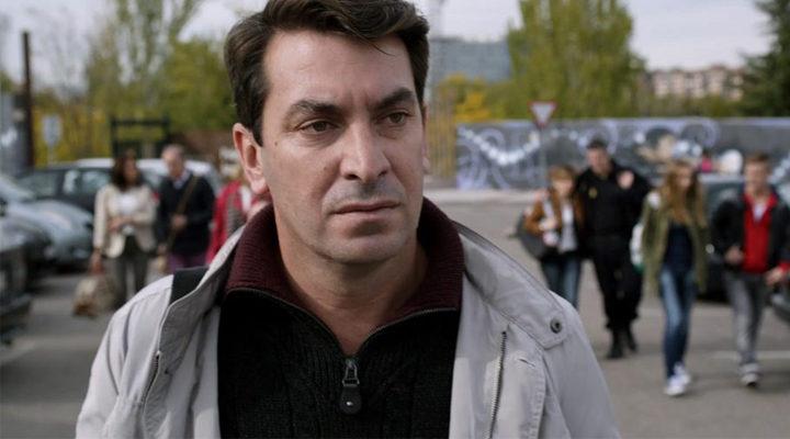 Arturo Valls en 'Los del túnel'