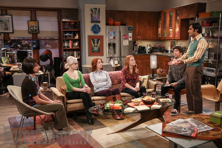 Imagen de 'The Big Bang Theory'