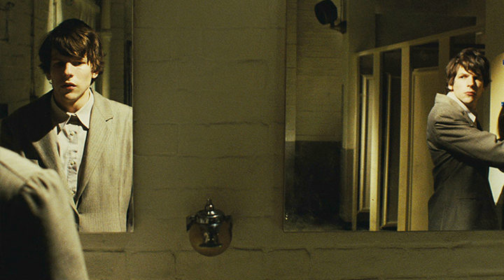 Jesse Eisenberg en 'El doble'