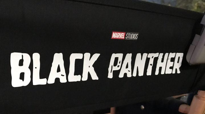 Nuevo logo de 'Black Panther'