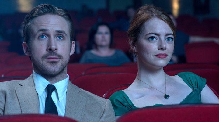Ryan Gosling y Emma Stone en 'La ciudad de las estrellas: La La Land'