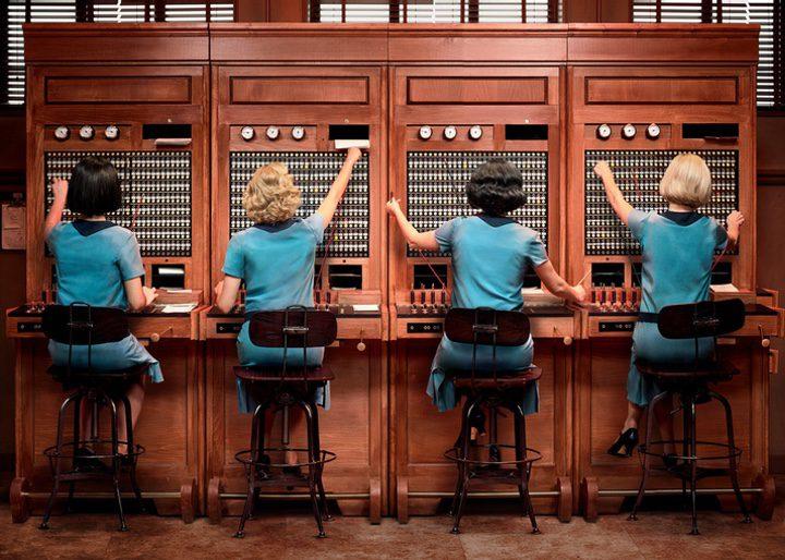 Primera imagen de 'Las chicas del cable'
