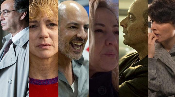 Actores nominados al Goya