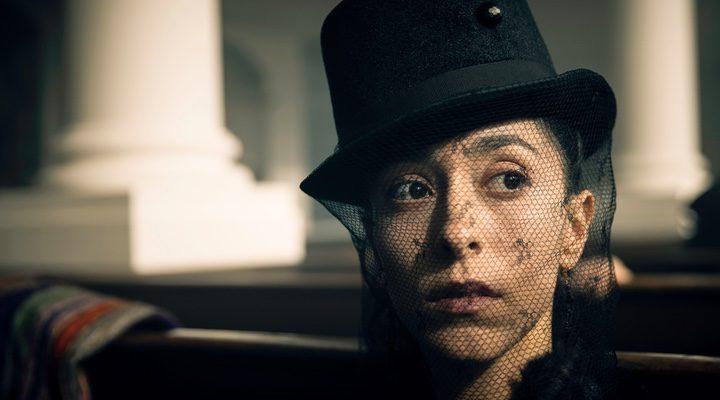 Oona Chaplin en 'Taboo'