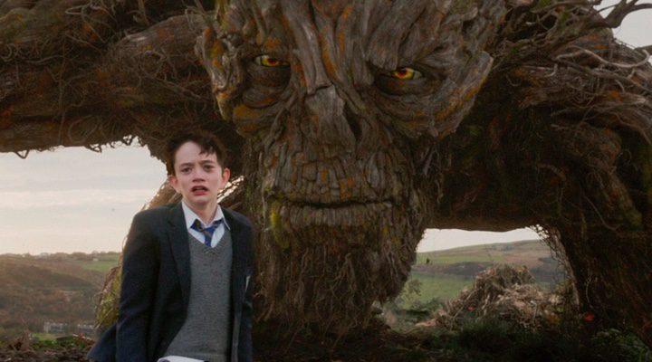 'Un monstruo viene a verme'