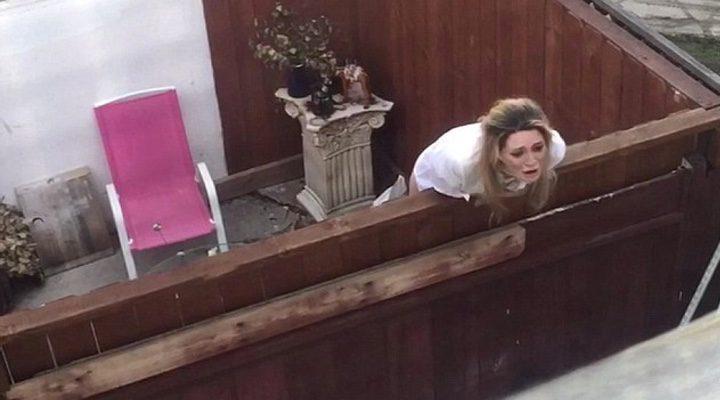Mischa Barton ingresa en un hospital bajo supervisión psicológica tras desvariar en su jardín trasero