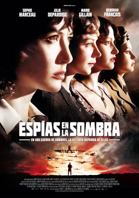Cartel en español de 'Espías en la sombra'
