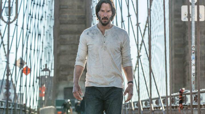 Keanu Reeves como John Wick