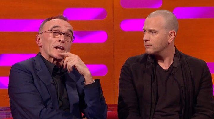 'Danny Boyle y Ewan McGregor'