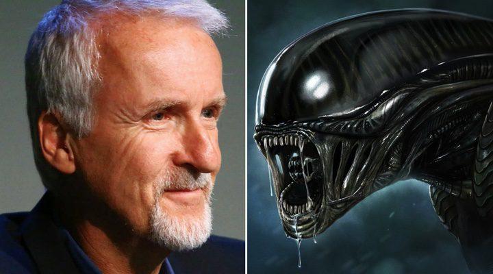 James Cameron vs. 'Alien'