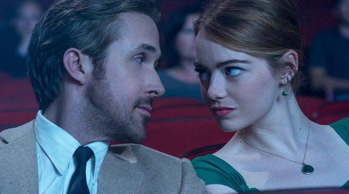 Ryan Golsing y Emma Stone en 'La ciudad de las estrellas: La La Land'