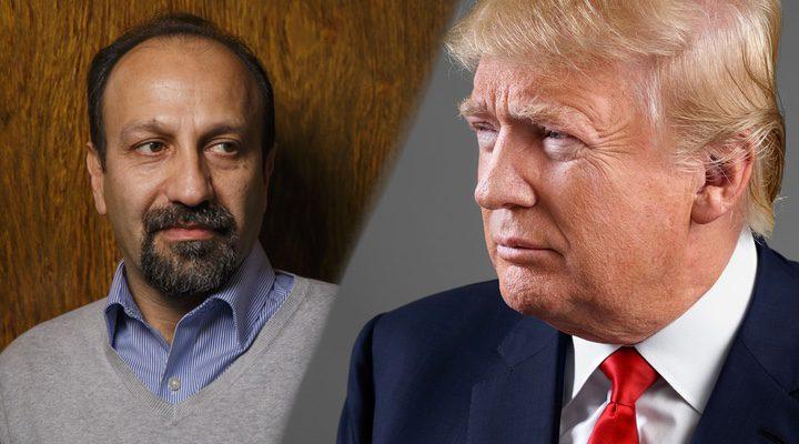 Asghar Farhadi vs. Donald Trump