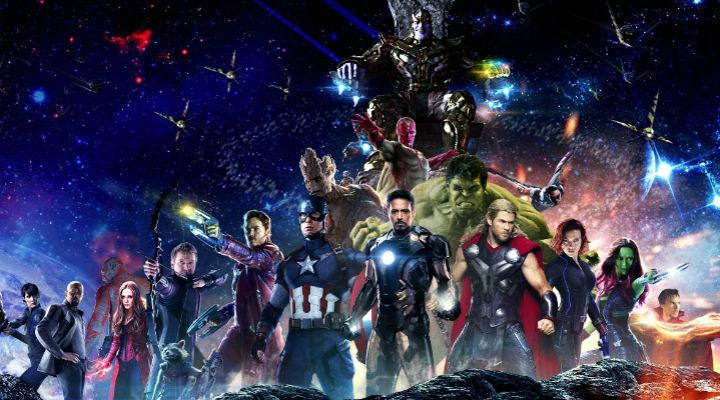 El cada vez más abarrotado Universo Cinematográfico de Marvel