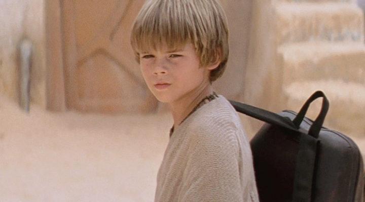 Jake Lloyd como Anakin Skywalker