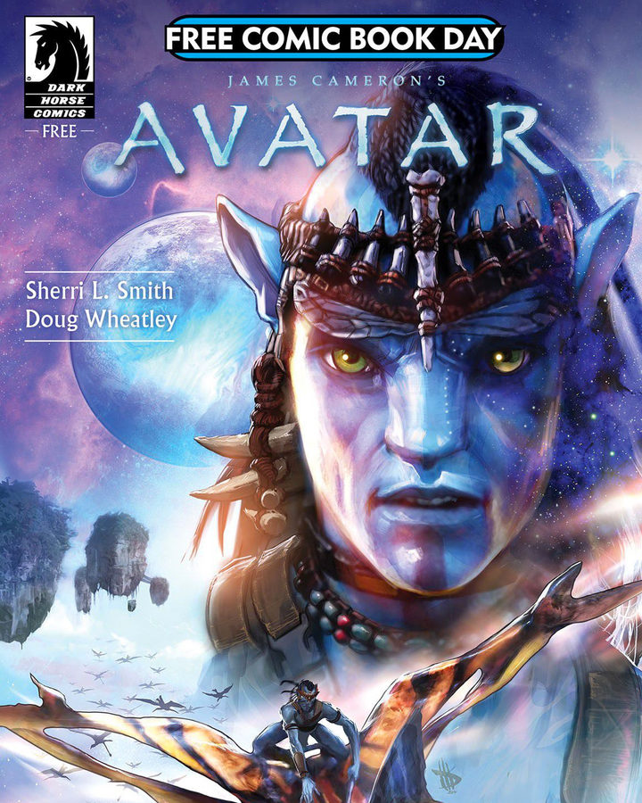 'Avatar cómics'