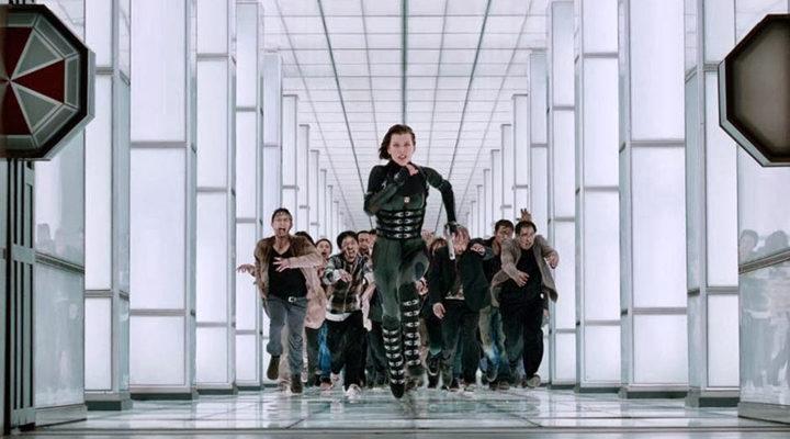 'Resident Evil'