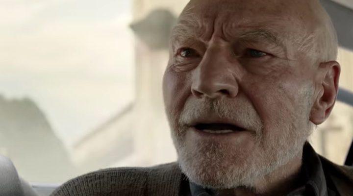 El Profesor X en 'Logan'