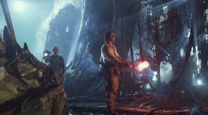Imagen oficial de 'Transformers: El último caballero'