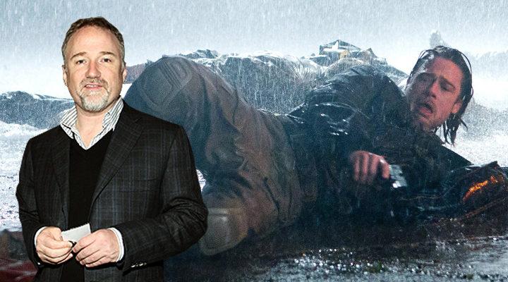 David Fincher y 'Guerra Mundial Z'