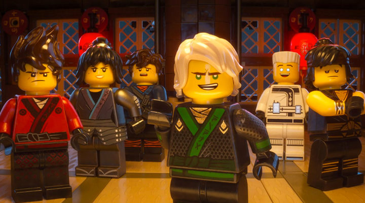 'The Lego Ninjago Movie'