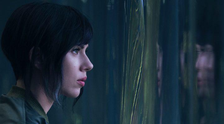 Scarlett Johansson, protagonista de 'Ghost in the Shell: El alma de la máquina'