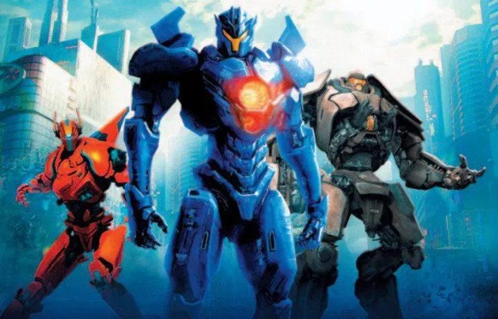 Los posibles Jaegers de 'Pacific Rim 2'