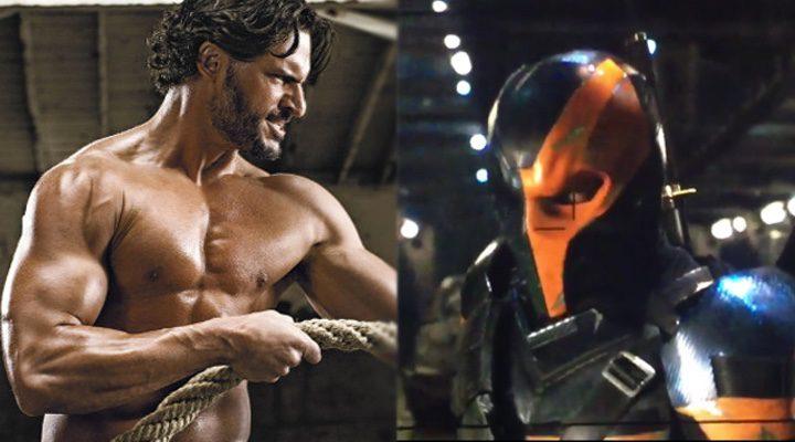 Joe Manganiello frente a Deathstroke, el que posiblemente será su personaje en 'The Batman'