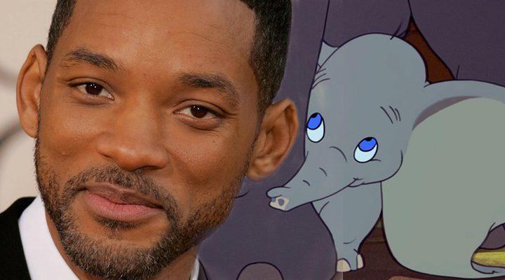 Will Smith abandona el 'Dumbo' de Tim Burton