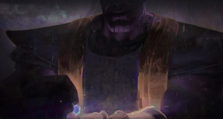 Imagen del rodaje de 'Vangadores: Infinity War'