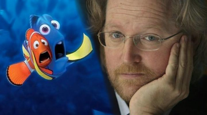 Andrew Stanton, director de 'Buscando a Nemo' y 'Buscando a Dory'