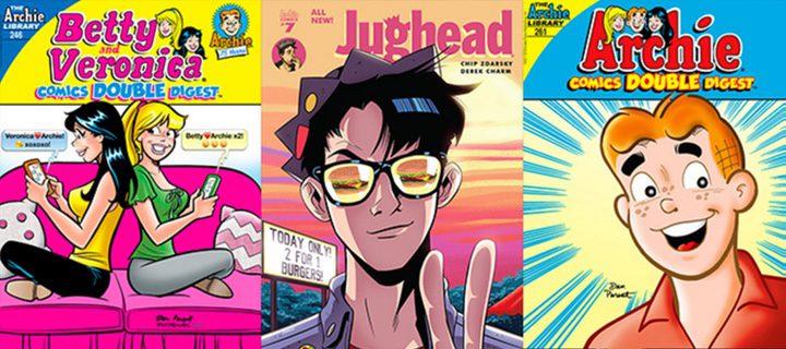 Los personajes de 'Archie'