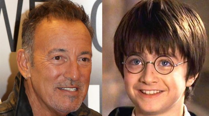 Bruce Springsteen y Harry Potter