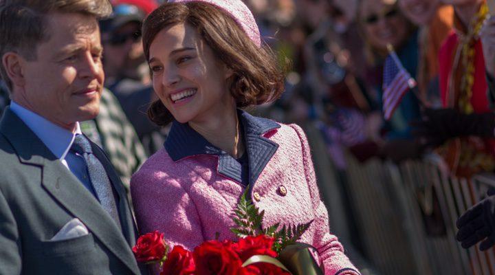 'Jackie': Mucho más que una arrebatadora Natalie Portman
