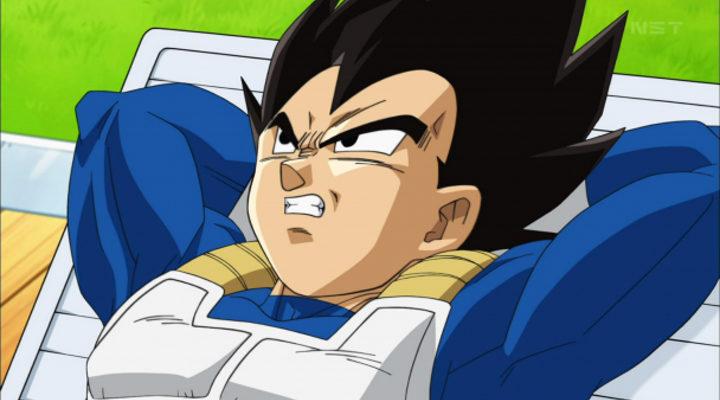 Goku contra Bills, Dios de la destrucción