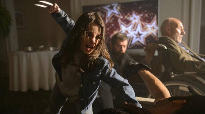 Laura o X-23 en 'Logan'