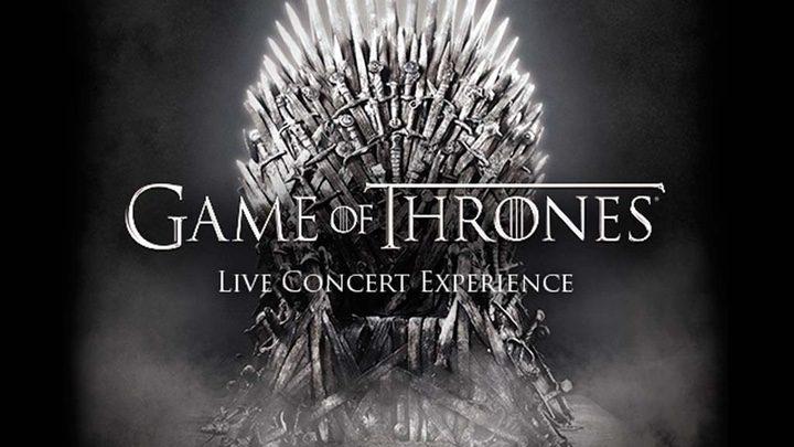 El concierto de 'Juego de tronos' ya es una realidad