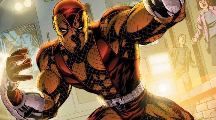 Merchandising de 'Spider-man: Homecoming' muestra el diseño de The Shocker