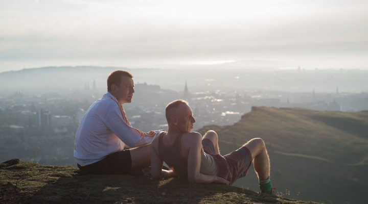 Mark Renton y Spud en 'T2 Trainspotting'