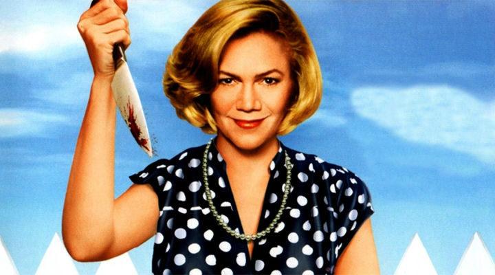 Kathleen Turner en 'Los asesinatos de mamá'