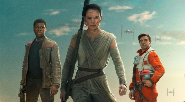 Una mujer, un afroamericano y un latino protagonizan 'Star Wars'